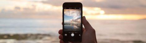 Stop med at tage unødvendige billeder på dine ferier
