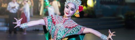 Kombiner det traditionelle med det moderne i Thailand